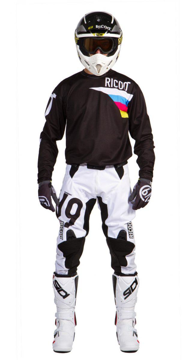 completo-motocross-bianco-nero-fronte
