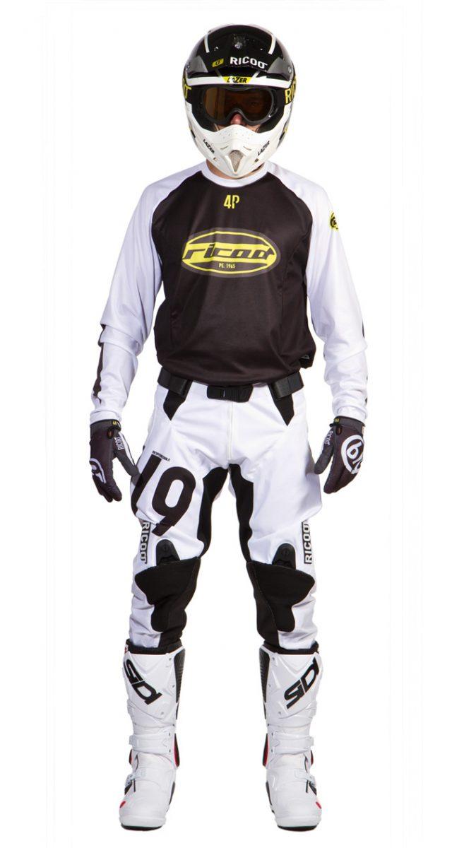 completo-motocross-bianco-petto-nero-fronte