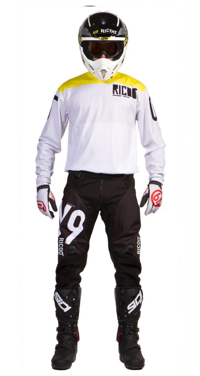 completo-motocross-nero-bianco-grigio-fronte