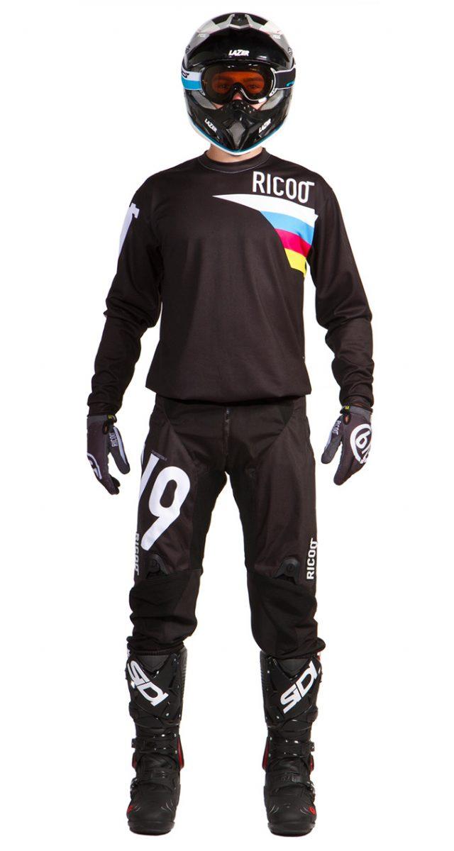 completo-motocross-nero-fronte