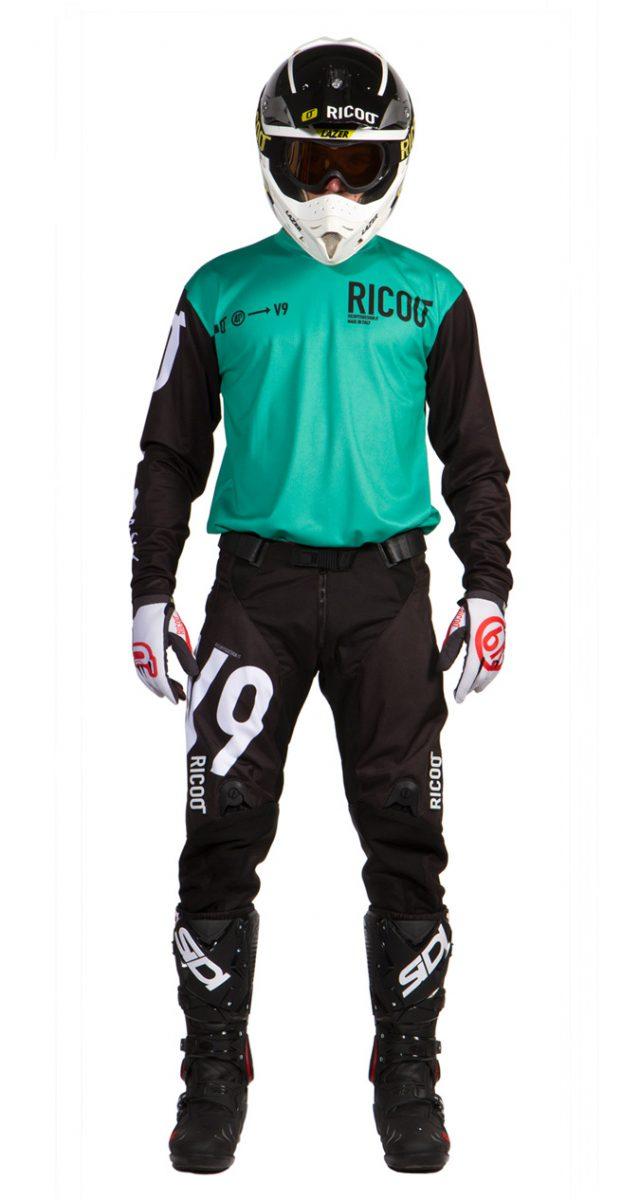 completo-motocrosso-nero-verde-fronte
