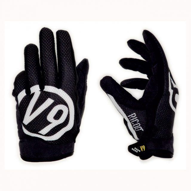 guanti-motocross-v9-black
