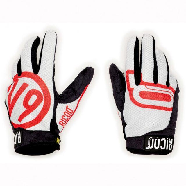 guanti-motocross-v9-white